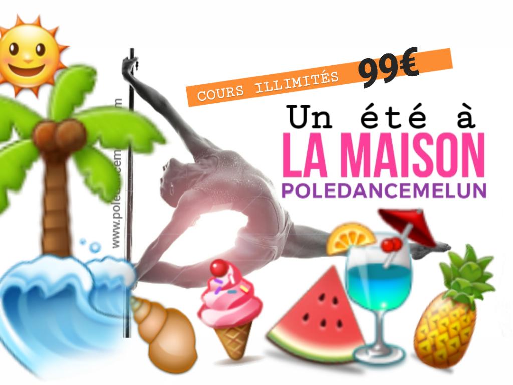 Un été Illimité à La Maison Pole Dance Melun